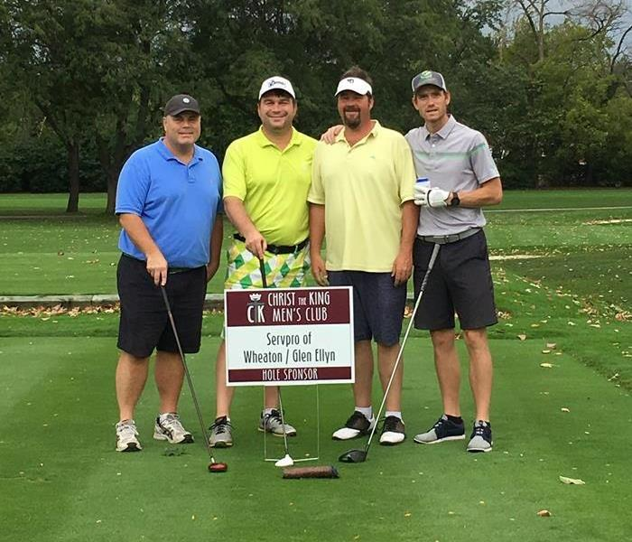 Christ the King Golf Outing