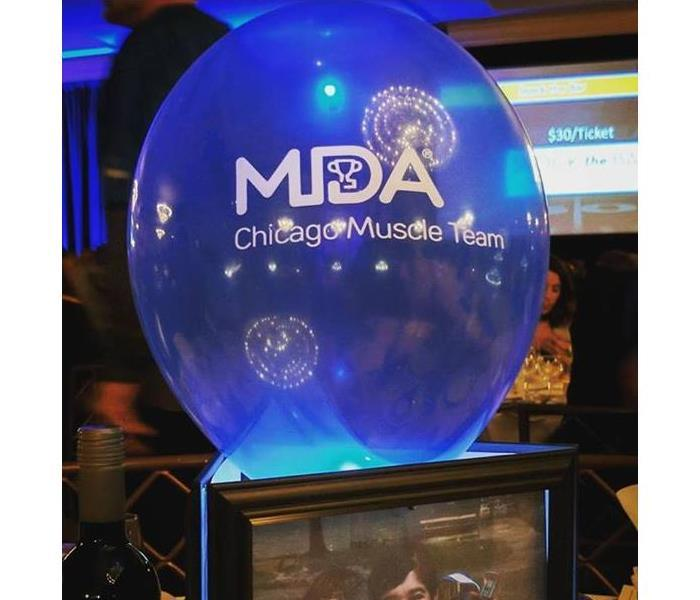 Muscular Dystrophy Association and Chicago Muscle Team  Gala