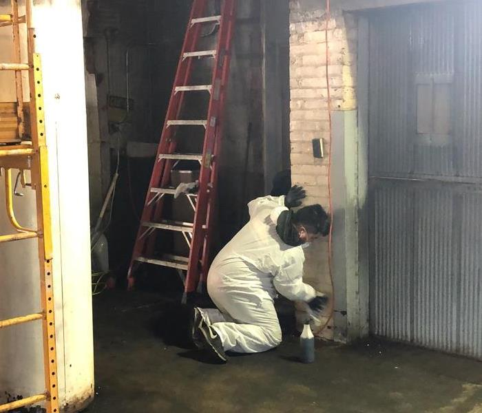 Commercial Cleaning to Reopen After a Fire in a Commercial Business
