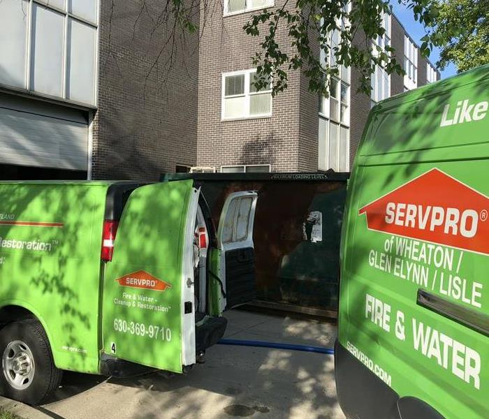 Commercial Commercial Property Restoration by SERVPRO of Wheaton / Glen Ellyn / Lisle