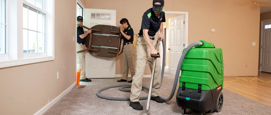 Wheaton, IL residential restoration cleaning
